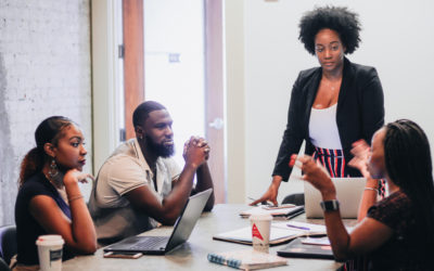 Black Representation In Writers Rooms