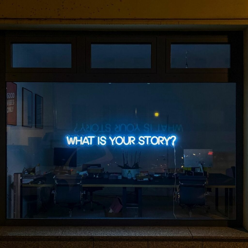 What is your story window lighting